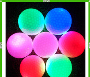 Golfball Manufacturer Luminous Glow Golf Balls pictures & photos