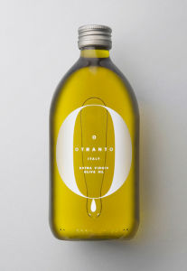 500ml Round Shape Olive Oil Glass Bottle pictures & photos