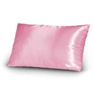 Bright Satin Standard Size Pillow Covers Shams Pillowcases