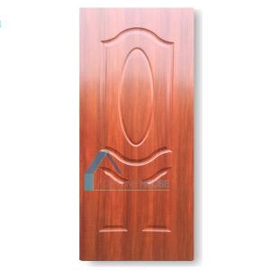 Laminated HDF Mlouded Door Skin/Melamine Door Skin pictures & photos
