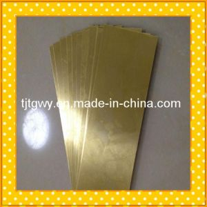 Brass Name Plate, Decorative Brass Plate pictures & photos