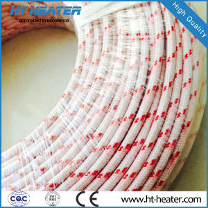 Pure Ni Core Fiberglass Braided High Temperature Wire pictures & photos