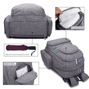 Large Capacity Multi-Function Mummy Diaper Backpack Bag pictures & photos