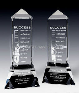 The Ladder to Success Crystal Award (TS14) pictures & photos
