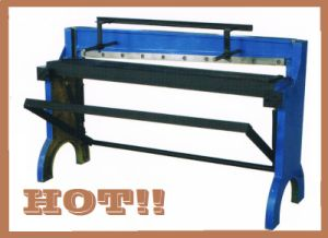 Pedal Shearing Machine, Foot Cutting Machine, Sheet Metal Shearing Machine pictures & photos