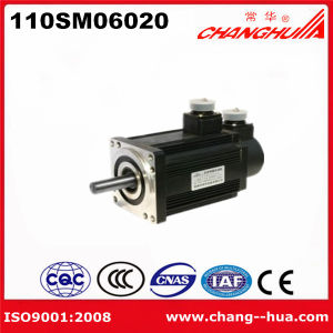 AC Servo Motor for CNC Machine (6Nm, 1.2kw)