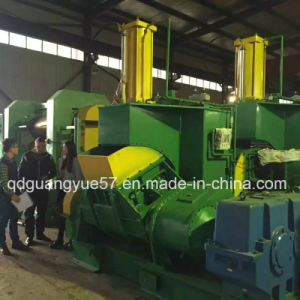 Hard Alloy Coated Mixing Chamber Rubber Banbury Kneader for Sale pictures & photos