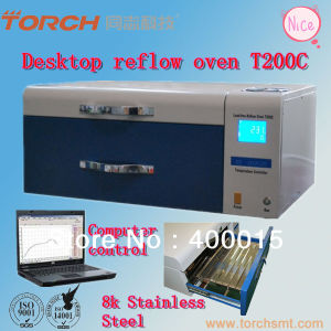 Desk Lead Free Reflow Oven T200c pictures & photos