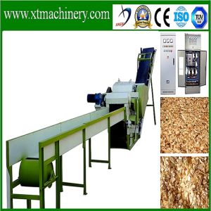 Corn, Bamboo, Sugar Cane, Stalk Drum Pattern Chipper Machine Bx216 pictures & photos
