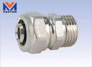 Pex Brass Fitting (VT-6824) , Copper Pipe Fitting pictures & photos
