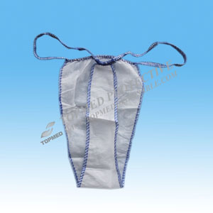 Disposable T-Back Underwear for Hotel/SPA pictures & photos