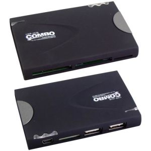 USB 2.0 Combo Card Reader Style No. Cr-206 pictures & photos