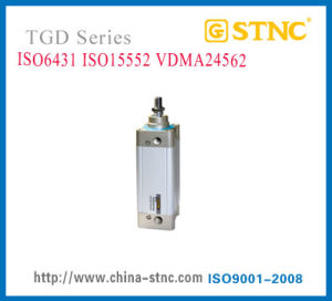 ISO Standard Pneumatic Cylinder Vdma 24562 pictures & photos