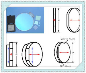 Zero-Order Wave Plates 1/2, 1/4, Optical Wave Plates pictures & photos