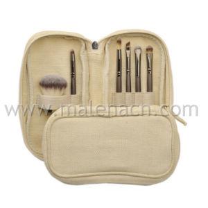 6PCS Synthetic Hair Makeup Brush Set pictures & photos