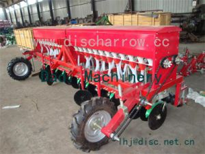 Wheat Seeder and Fertilizer Machine (disc type) |Seeding Machine|Seeder pictures & photos