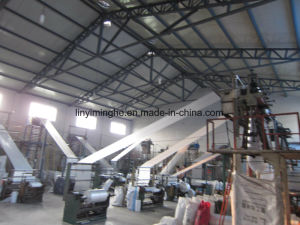 Disposable Plasticfolded HDPE LDPE Glove pictures & photos
