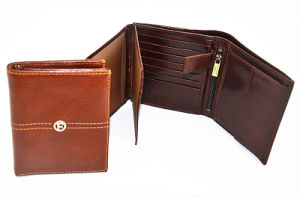 Gent Genuine Leather Wallet /Purse/Bag pictures & photos