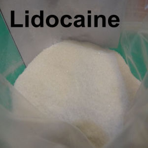 99% USP Lidocaine Xylocaine Raw Powder Pain Killer Local Anesthetic pictures & photos
