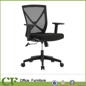 Nylon Base Office Chair/Swivel Chair CF-Ap01 pictures & photos