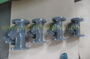 Ductile Iron Y Type Strainer pictures & photos
