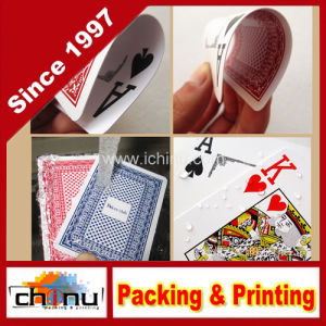 63*88mm PVC Poker Card Playing Card pictures & photos