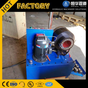 """1/4"""" to 2"""" Ce Finn Power Hydraulic Hose Crimping Machine with Big Discount pictures & photos"""