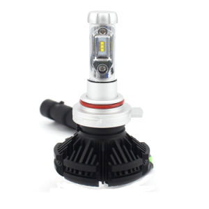 Conversion Light Kit X3 9012 6500k LED Bulb 50W LED Headlight with LED Car Light 6000lm pictures & photos