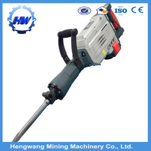 Hand Electric Demolition Breaker Hammer, Circuit Breaker Prices Concrete Breaker pictures & photos