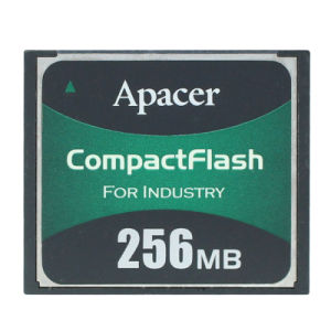 256MB Compact Flash for Industry CF Memory Card Apacer Compactflash pictures & photos