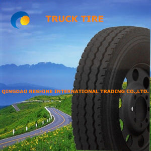 ECE DOT Gcc ISO Cia Proved High Quality Inner Tube Tire All Steel Radial Truck Tire (10.00R20 897)