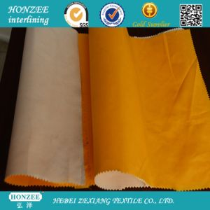 Polyester Fusible Interlining Fabric for Canvas Fuse