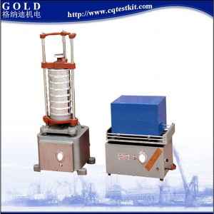 Coal Laboratory Mini Type Automatic Sieve Shaker, Vibrating Screen pictures & photos