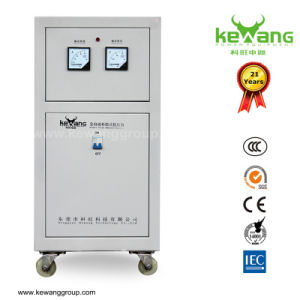 Low Noise Voltage Regulator, Highly Reliable Well-Constructed Automatic Voltage Stabilizer AVR 20kVA pictures & photos