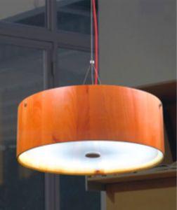 Indoor Decorative Natural Wood Pendant Lamp pictures & photos