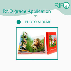 Indigo Printable Digital Photo Paper by BOPP Film pictures & photos