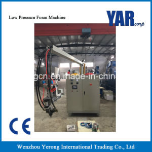 Hot Sale PLC Control Low Pressure PU Polyurethane Foam Machine Factory Supply pictures & photos