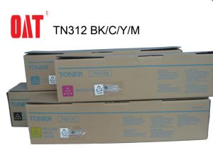 Copier Toner Tn312 Toner Cartridge for Konica Minolta C350/351/450/CF2203/Cm3520 pictures & photos