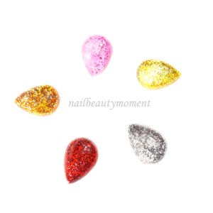 Nail Art Acrylic Crystal Drop Color Chart Manicure Tool (NT35) pictures & photos