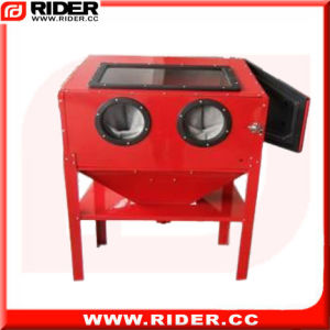 54 Gallon Vertical Sandblasting Cabinet Machine pictures & photos