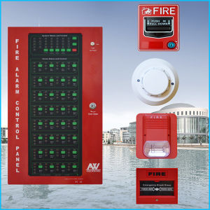 12 to 32 Zone Fire Alarm Control Panel Conventional System pictures & photos