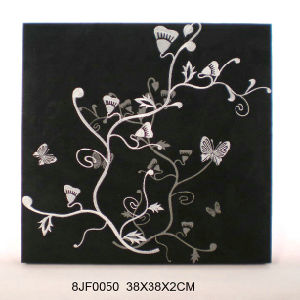 Fabric Butterfly Wall Art Decoration pictures & photos