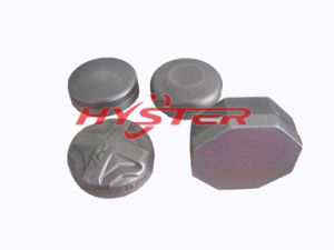 ASTM A532 White Iron Wear Buttons for Excavator and Loader pictures & photos