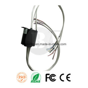 ID 25mm Od86mm Electrical Through Hole Slip Ring with ISO/Ce/FCC/RoHS, pictures & photos