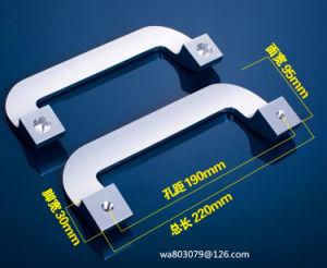 Glass Door Handle, Bathroom Door Handle, Office Door Handle, Al6007 pictures & photos