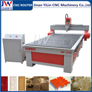 3 Axis Square Rails Wood Woodworking CNC Router for Door Adevertising pictures & photos