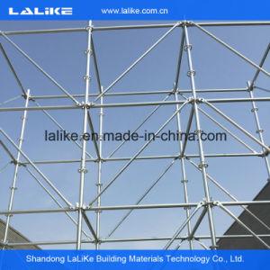 Steel Ringlock Scaffolding System Scaffold