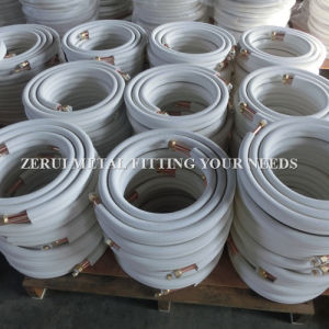3 Meters Insulated Copper Pipe with Flex pictures & photos