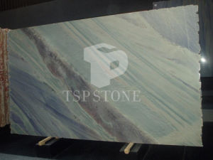 Azul Imperial Granite Slabs pictures & photos