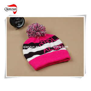 Fashion Lady′s Knitted Caps for Autumn and Winter pictures & photos